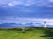the glorious Ailsa course at Turnberry