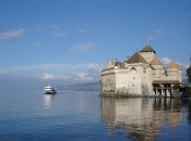 Chillon Castle, Montreux