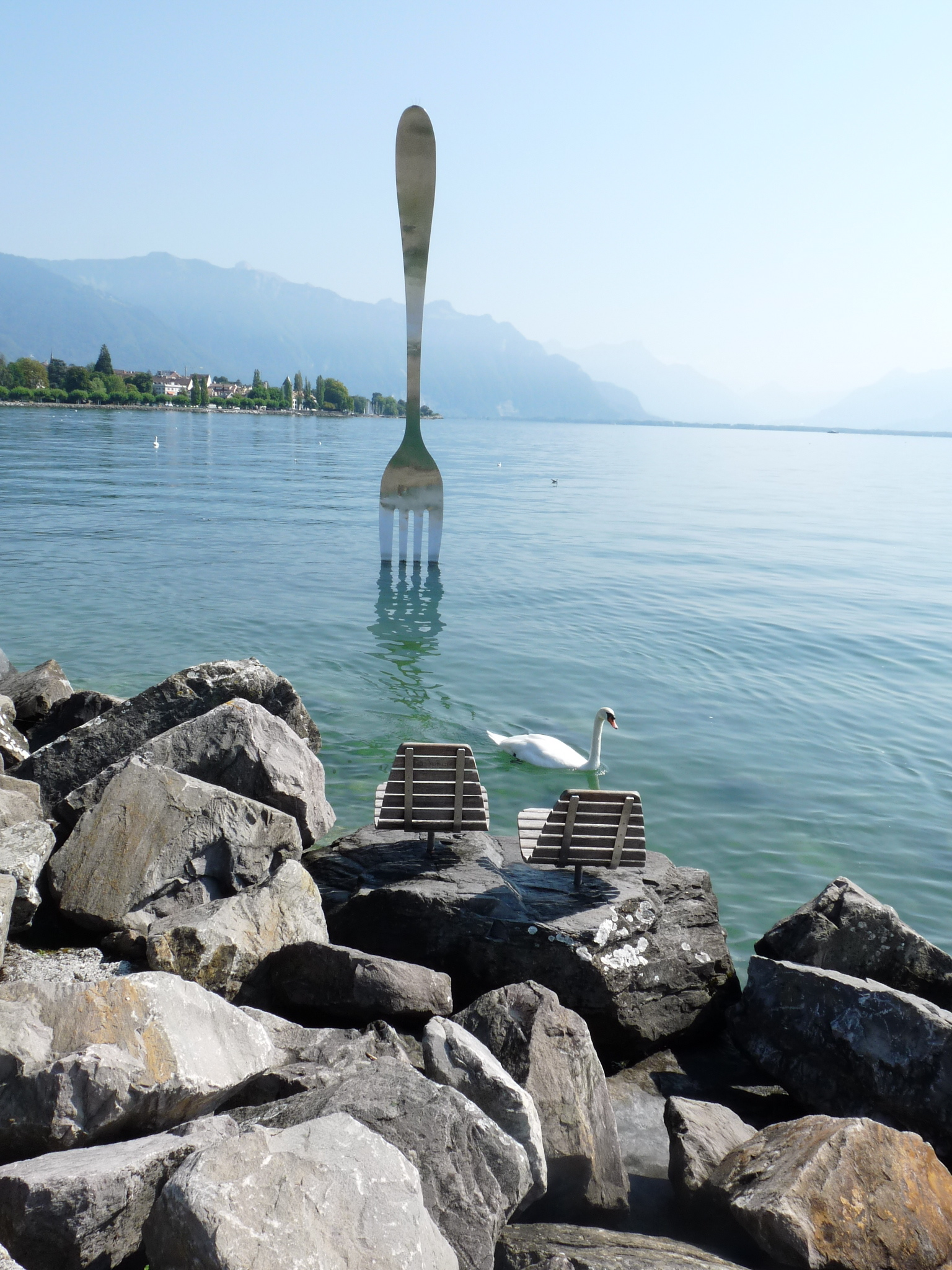 Montreux And The Swiss Riviera