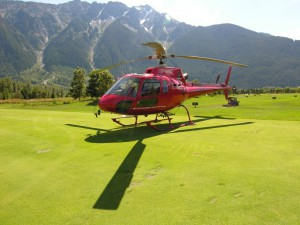 Join Big Sky's Mile High Heli Club
