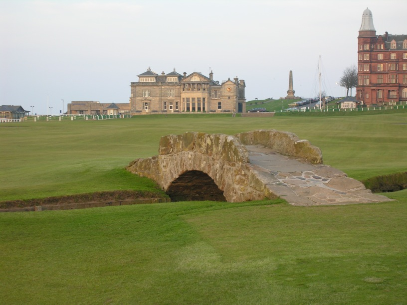 Yikes it's almost 2014 and I still have not played the Old Course at St.  Andrews.