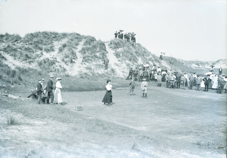 Royal Birkdale, 1908