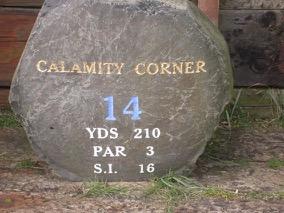 Calamity Corner, Royal Portrush