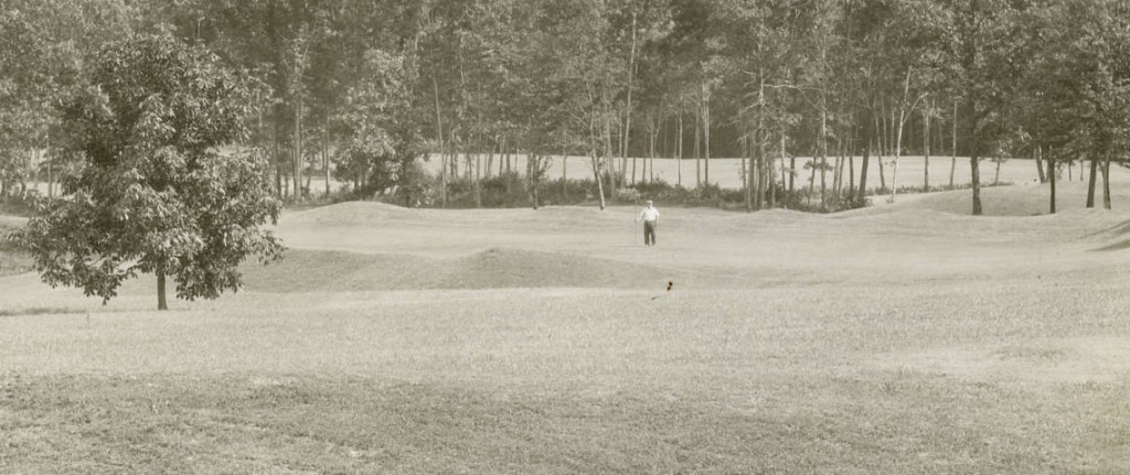Keney Park 6th Green 1927
