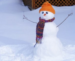 "Now you know where the scoring term ""snowman"" comes from"