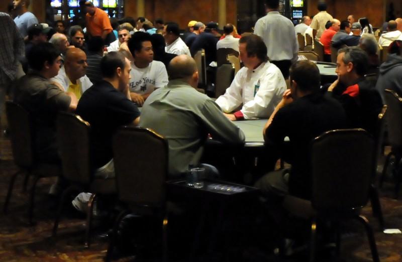 Turning Stone Poker