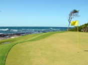 Costa Rican golf at its best: the 15th at Hacienda Pinilla