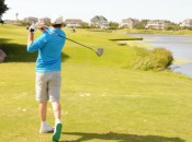 Best on the Outer Banks: Teeing off on No. 4 at The Currituck Club