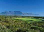 Golf in South Africa is particularly scenic with Cape Town