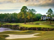 Golfers who stay at Talamore Resort also typically play Arnold Palmer's brilliant design Mid South Golf Club.