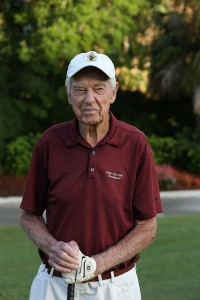 Hilton Head's Leo Luken shot his age for the 1,000th time at Palmetto Dunes.