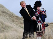 Ever tasteful and restrained, Trump goes course-building in Scotland