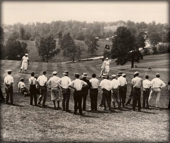 The Donald Ross Course at French Lick--the early years