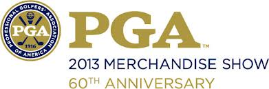 2013 PGA Merchandise Show Logo
