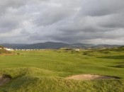 The 17th at Aberdovey.  James Braid, Harry Colt and Herbert Fowler all had their hands in the design.