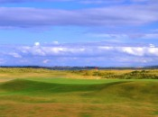 "The 14th at Royal Dornoch, dubbed ""Foxy."""