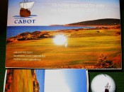 This box of Cabot Links Pro V1s easily outvalues the author's golf ball outlays for the next three years.