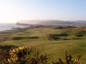 Dunaverty Golf Club, Southend, Scotland