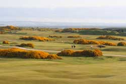 The Old Course at St. Andrews
