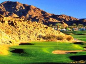 Headed for La Quinta? The Mountain Course (above) might be better for your group outing than Pete Dye's intimidating Stadium Course at PGA West