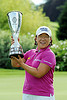 Jiyain Shin won the Evian Masters this year, and if the tournament has its way players who hoist the trophy in the future will have won a major.