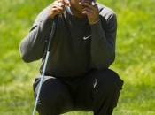 Tiger Woods has yet to post a winning record in team play in any Ryder Cup. Copyright USGA/John Mummert.