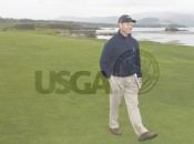 Mike Davis steps into a new role at the USGA. Credit John Mummert/USGA.