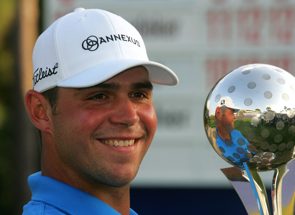 Gary Woodland Gary Woodland scored his first