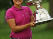 Yani Tseng won her fourth major at age 22. Photo copyright Icon SMI.