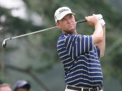 Davis Love III has only one major, but it would be nice if he could count the Players, which he won twice. Photo copyright Icon SMI.