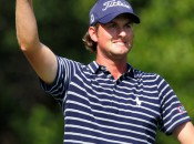 Webb Simpson won the Deutsche Bank Championship in another exciting playoff tournament. Photo copyright Icon SMI.