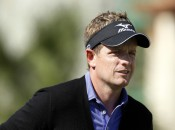Luke Donald found the winning formula--make six birdies on the back nine. Photo copyright Icon SMI.