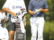 Steve Williams has put his boss Adam Scott in a tough position. Photo copyright Icon SMI.
