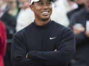 Are things finally looking up for Tiger Woods? His ball-striking his his last two Presidents Cup matches was impeccable. Photo copyright Icon SMI.