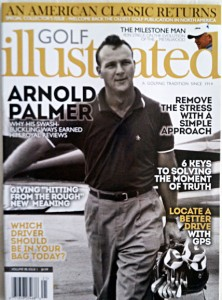 Golf Illustrated Premier Issue June 2012
