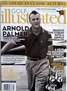 Golf Illustrated Premier Issue June 2012