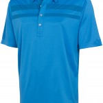 CarboCool Tonal Chest Stripe Polo