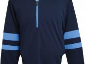 AHEAD PolyFleece half zip