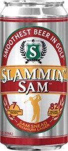 Slammin Sam Beer