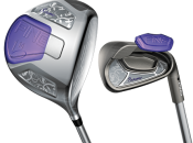 Ping Ladies Serene Driver and Iron