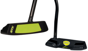 STX Golf Pitch Black Putters 1 and 2