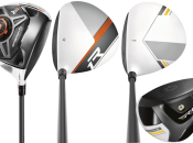 TaylorMade R1 & RocketBallz Stage 2 drivers