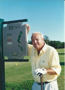Palmer at Bay Hill