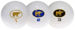 Nicklaus Golf Balls - Each Color