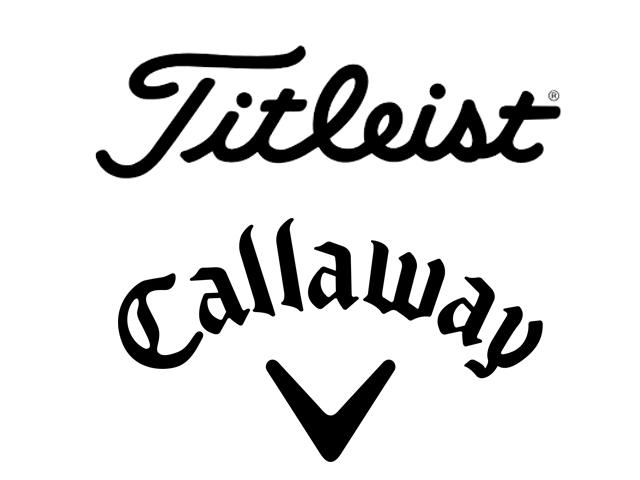 Titleist_Callaway_logos