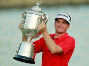 Like his beloved Red Sox, PGA champ Keegan Bradley may have to wait'll next year for post-season accolades