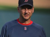 Terry Francona skippered the Red Sox to two World Series championships in his eight years in Boston