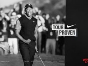 The Tiger roar was back after Woods earned his first W in more than two years at the Chevron World Challenge (Photo: Twitter via @nikegolf)