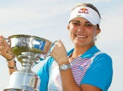 Lexi Thompson hoisting the hardware could become a common site on the LPGA Tour in 2012 -- although Yani Tseng may have something to say about it