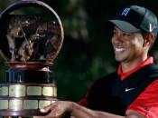 Will Tiger Woods raise more trophies in 2012? (Photo: AP via tigerwoods.com)
